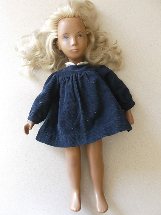 NP Sasha Doll original