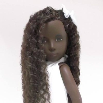 Sasha Doll - Cora Curly Hair