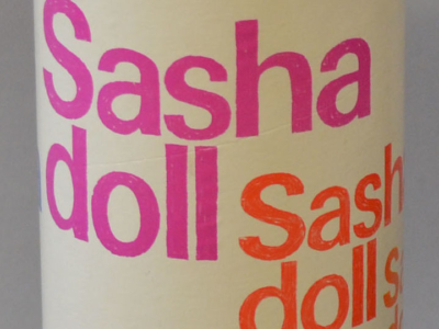 Sasha Doll Tube